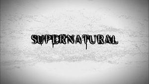 Supernatural season 7 title card