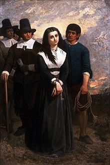 La Chasse Aux Sorcières Usa : chasse, sorcières, Sorcières, Salem, Wikipédia