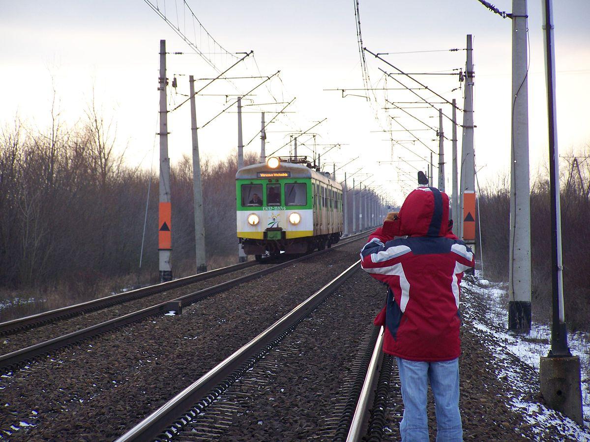 Trainspotting Hobby Wikipedia Wolna Encyklopedia