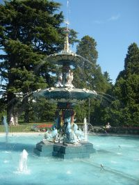 Christchurch Botanic Gardens - Wikipedia