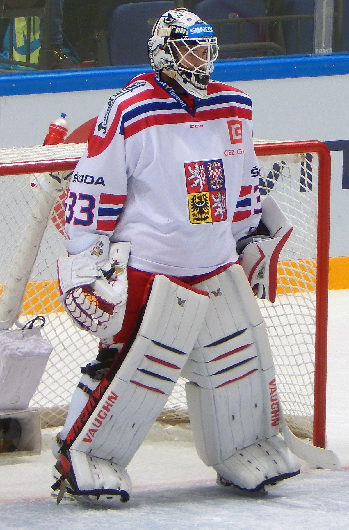 Pavel Francouz  Wikipedia