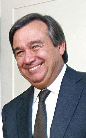 Português: O ex-primeiro-ministro de Portugal ...