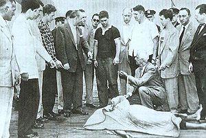 Brooklyn Thrill Killers, alongside body of Wil...