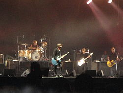 Foo Fighters performing at Isle of Wight Festival 2011 3.JPG