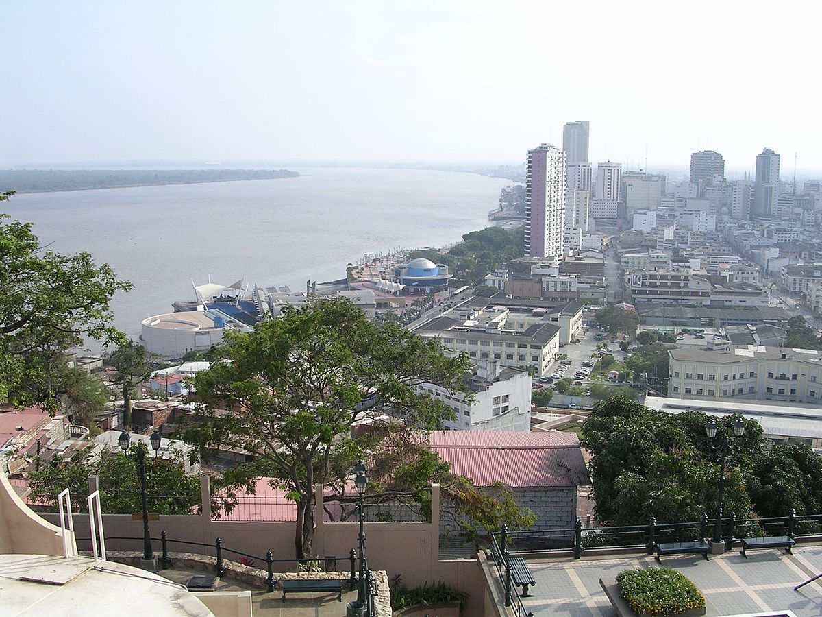 Rio Termos Ana Santa Del
