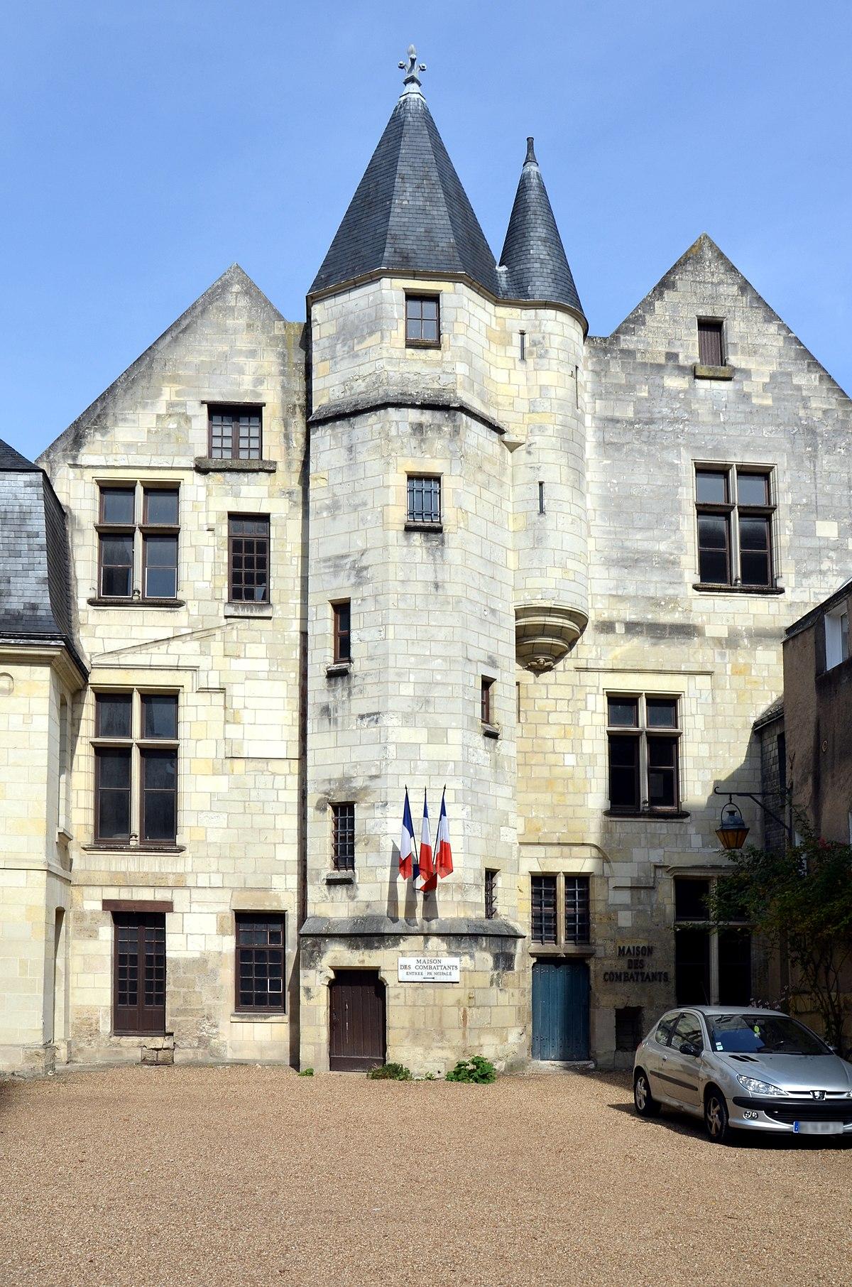 Hotel Des Ducs De Touraine Wikipedia