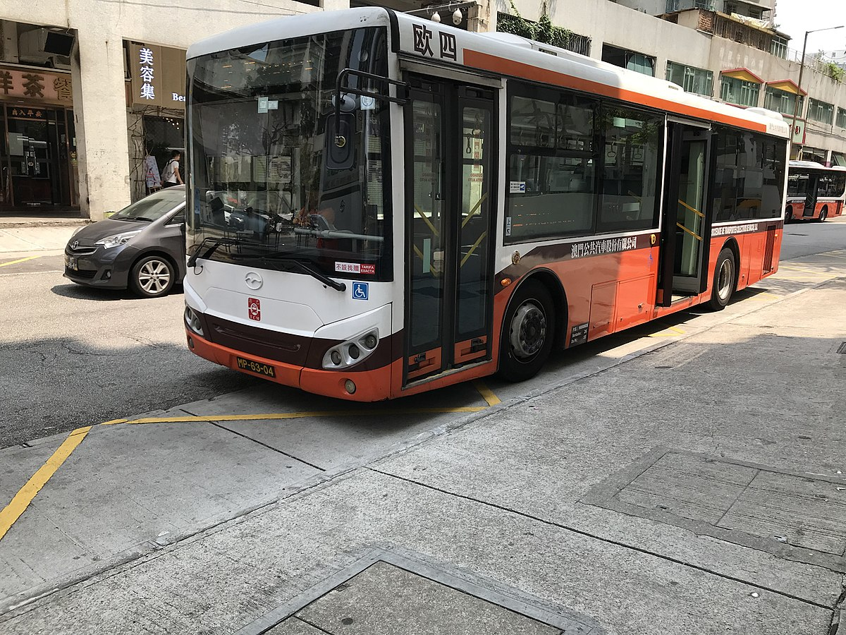 澳門巴士2路線 - 維基百科,自由的百科全書