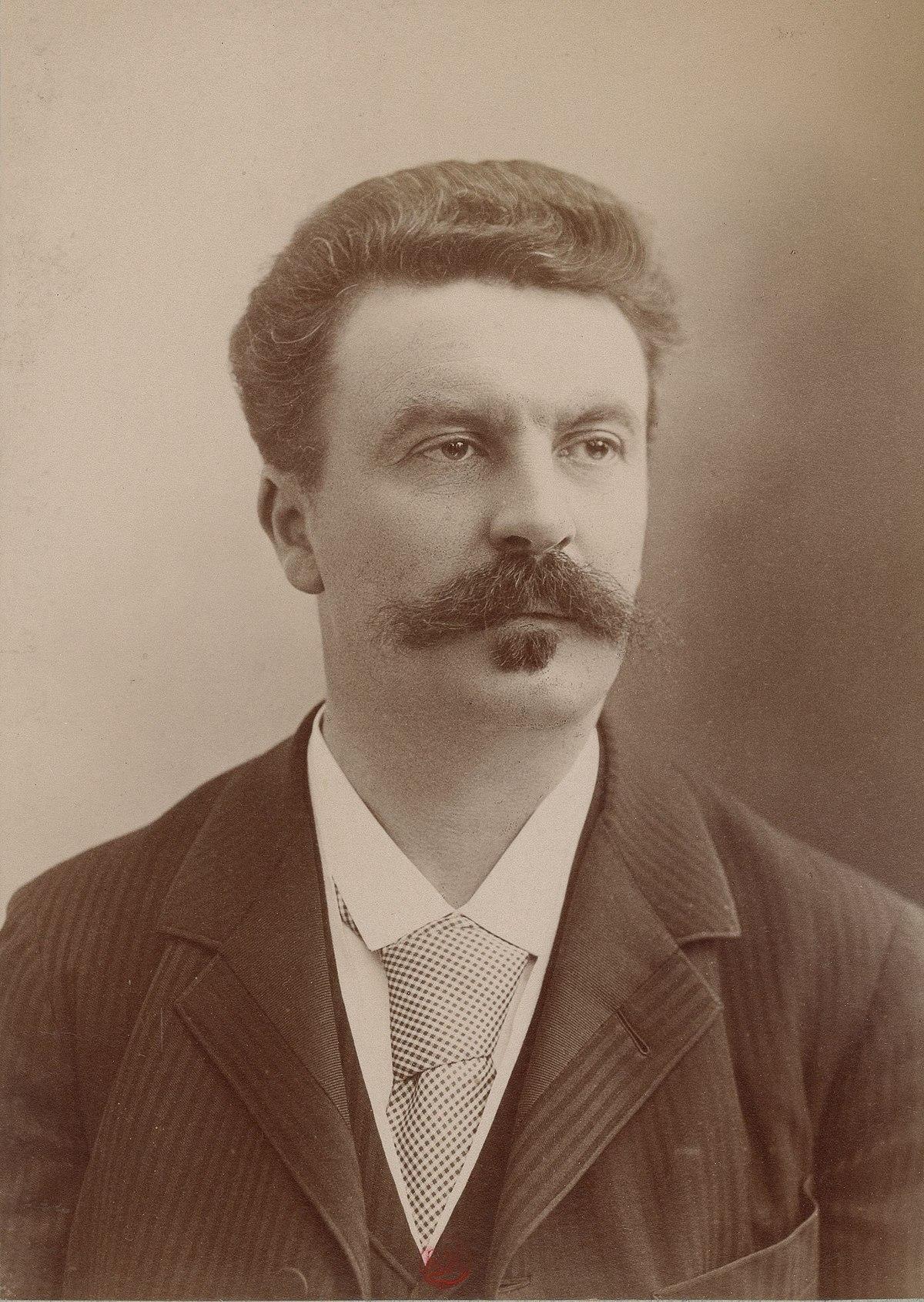 Photo De Guy De Maupassant : photo, maupassant, Maupassant, Wikipedia