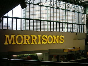 English: Morrisons in the Merrion Centre