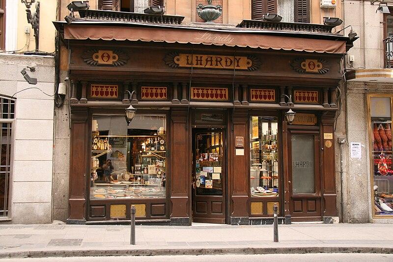 Archivo:Restaurante Lhardy-2009.jpg