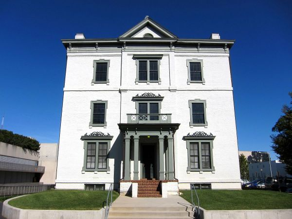 Robinson House Richmond Virginia - Wikipedia