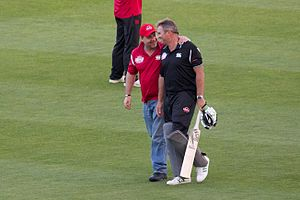 Russell and Martin Crowe