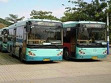 深圳巴士路線列表 - 維基百科。自由的百科全書