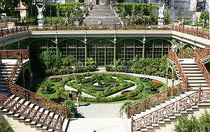 Deutsch: Die Orangerie des Schweriner Schlosses