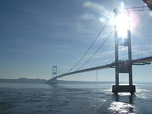 English: Severn Bridge