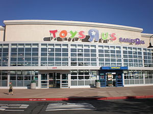 "A Toys ""R"" Us at Bridgepointe in San..."