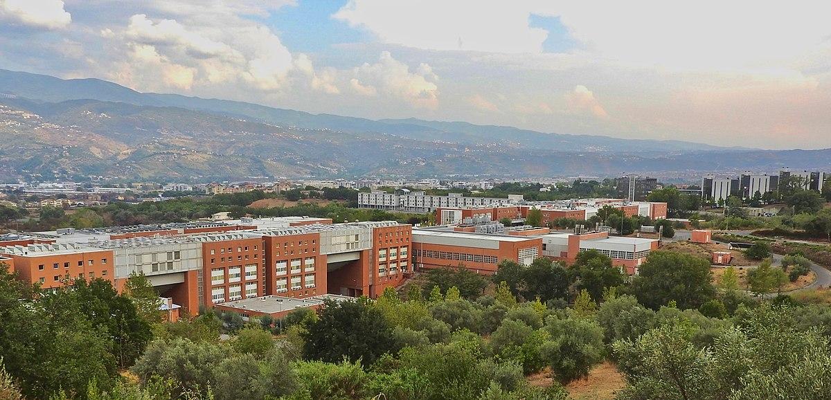 Universit della Calabria  Wikipedia