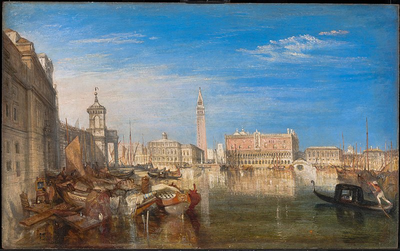 File:William Turner, Bridge of Sighs, Ducal Palace and Custom-House.jpg
