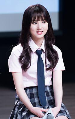 Cute Pic Girl Wallpaper Eunha Singer Wikipedia