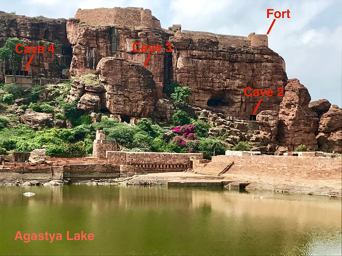 Badami Travel Guide At Wikivoyage