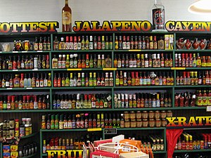 There are thousands of varieties of hot sauce