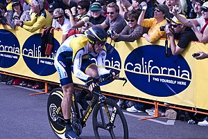 English: Lance Armstrong California Tour