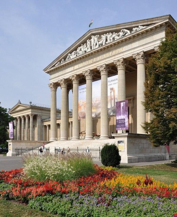Museum Of Fine Arts Budapest - Wikipedia