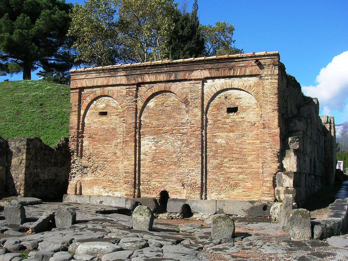 Castellum Aquae  Wikipedia