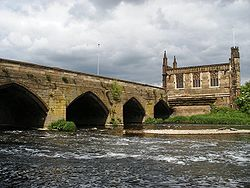 Chantry Chapel of St Mary the Virgin Wakefield  Wikipedia