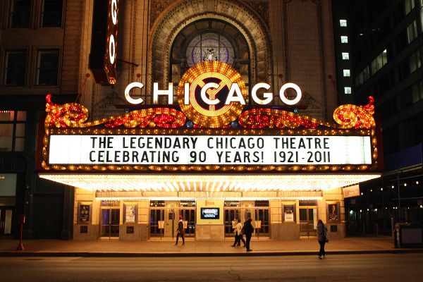 Theater In Chicago - Wikipedia