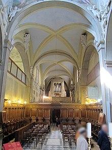 Abbazia di San Michele Arcangelo a Passignano  Wikipedia