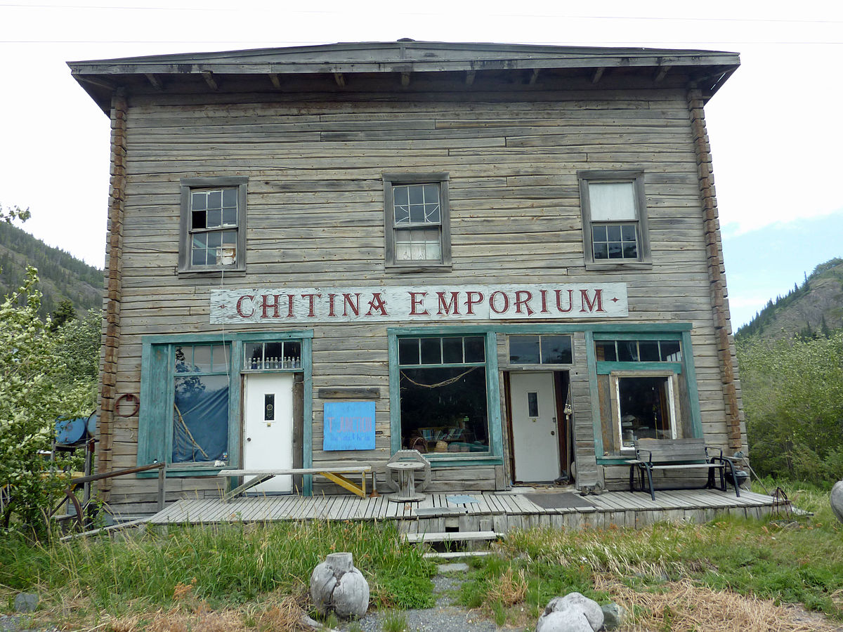 Chitina Alaska  Wikipedia