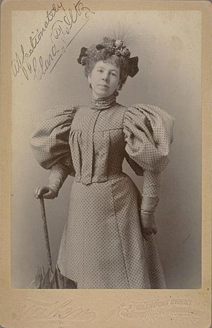 Clara S. Foltz (1849-1934), first female lawye...