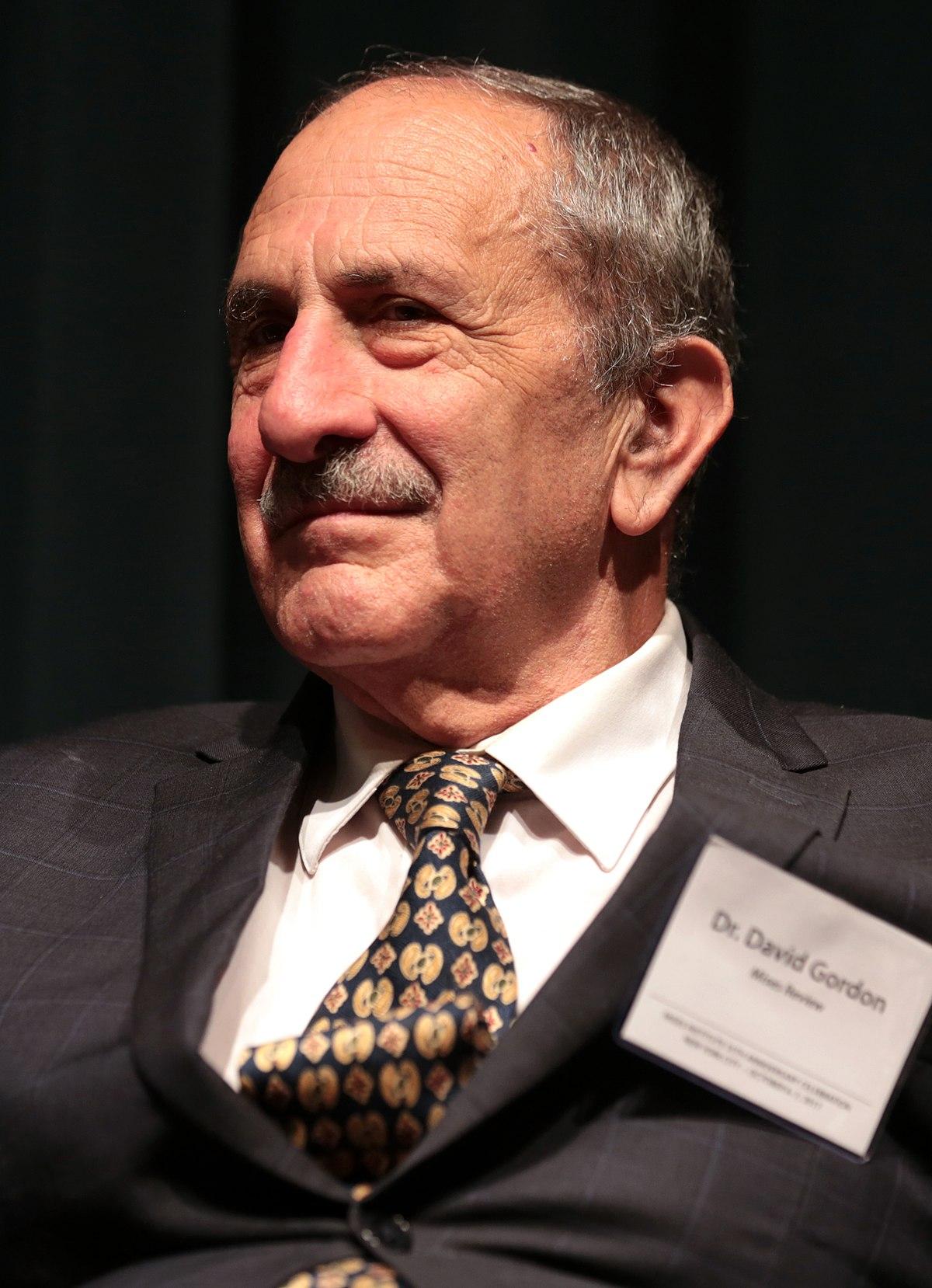 David Gordon (philosopher) - Wikipedia