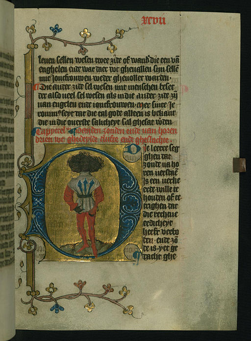 Dirc van Delft - Sin Personified - Walters W17190R - Full Page