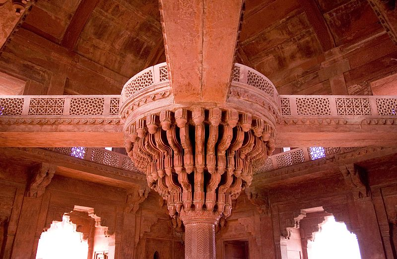 File:Diwan-i-khas, Fatehpur Sikri, India.jpg