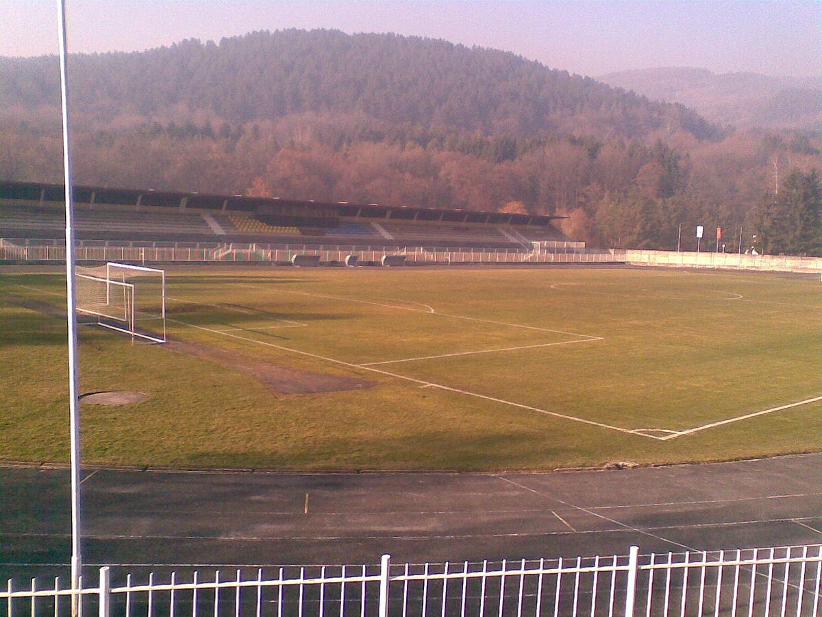 Gradski stadion Pljevlja  Wikipedia