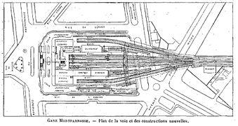 Gare de Paris-Montparnasse — Wikipédia