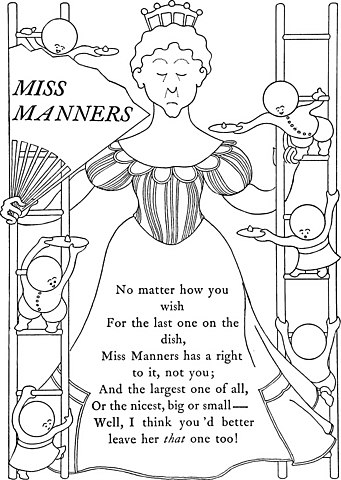 File:Goops and how to be them; a manual of manners for