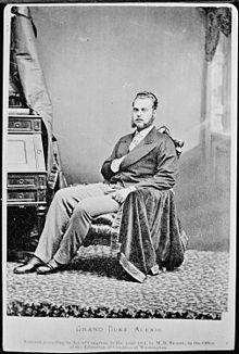 Grand Duke Alexei Alexandrovich of Russia  Wikipedia