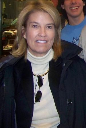 Greta Van Susteren in Manchester, NH