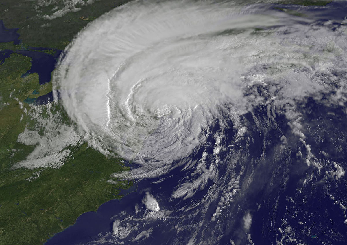 Areas Affected Sandy