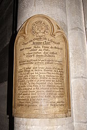 Abbatiale NotreDamedesArdentsetSaintPierre  Wikipdia