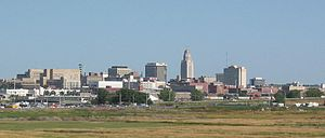 Lincoln, Capital of Nebraska