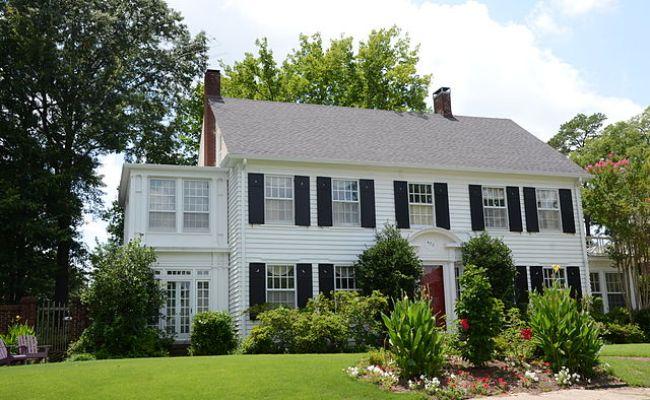 File Mclean House Little Rock Ar Jpg Wikimedia Commons