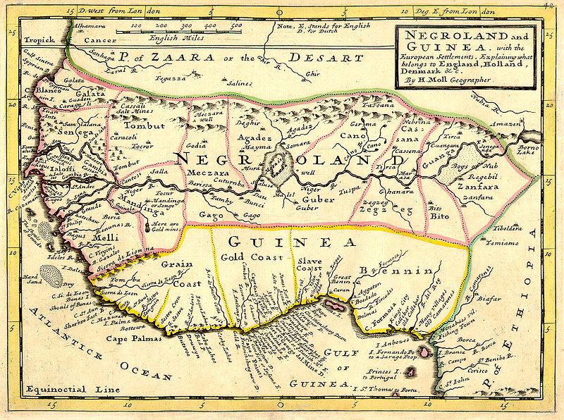Negroland and Guinea with the European Settlements, 1736.jpg