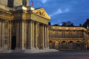 Français : Institut de France, quai de Conti, ...