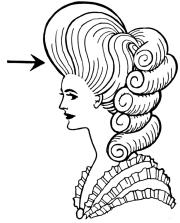 pompadour hairstyle - wikipedia