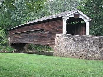 Rapps Dam Covered Bridge