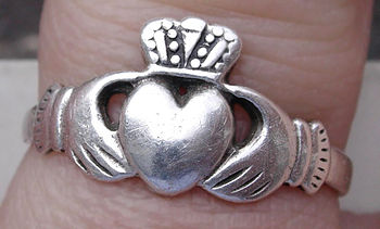 English: Ring of Claddagh.